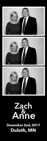 Zach & Anne's Greysolon Ballroom Photo Booth Duluth MN