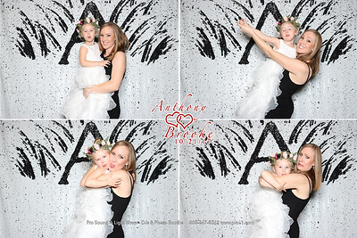 Greysolon Ballroom Wedding Photo Booth