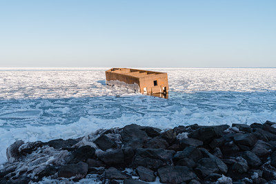 Spring in Duluth, MN. #lakesuperior #ice #colderbythelake #duluthmn #equinox