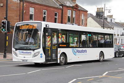 Houstons Lockerbie SN15LRX Whitesands Dumfries Jul 16