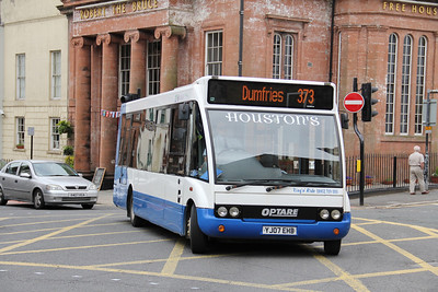 Houstons Lockerbie YJ07EHB Buccleuch St Dumfries Jun 12