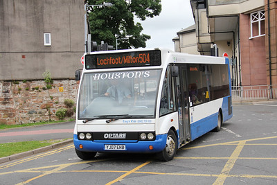 Houstons Lockerbie YJ07EHB Nith Place Dumfries Dumfries Jun 12