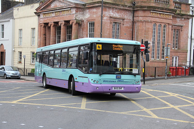 Houstons Lockerbie BX10DHF Buccleuch St Dumfries Jun 12