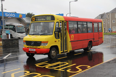 Dumfries and Galloway Council VX05BVG Port Rodie Dumfries Sep 13