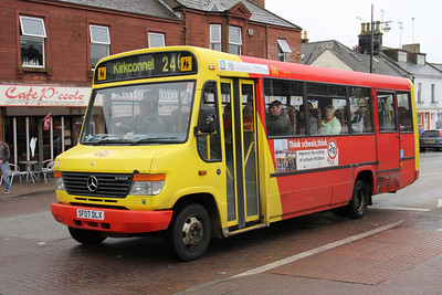 Dumfries and Galloway Council SF07DLX Whitesands Dumfries Sep 13