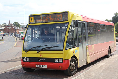 Dumfries and Galloway Council YJ61MLX Whitesands Dumfries Sep 13