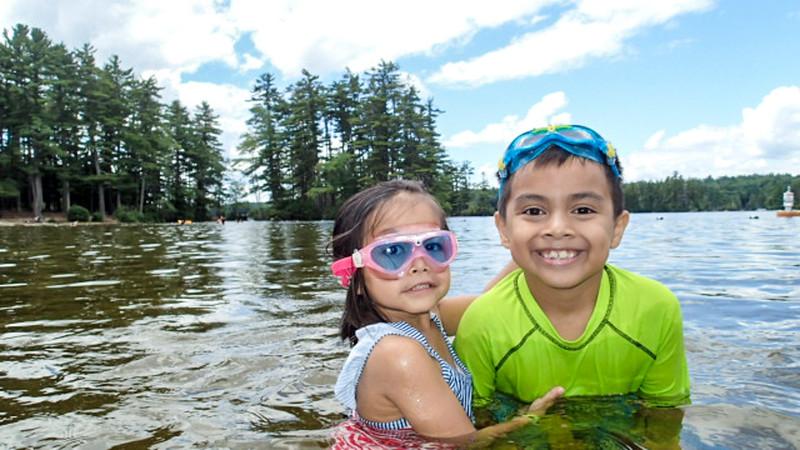 Pawtuckaway Lake Camping