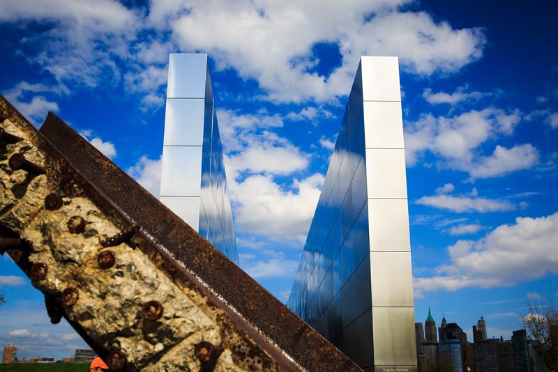 9/11 Memorial, New Jersey