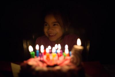 Sophia's 5th Birthday