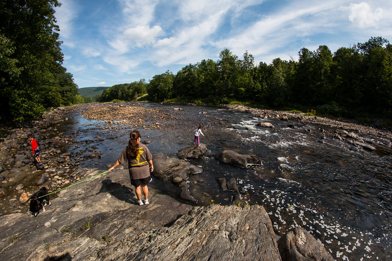 West River, Vermont