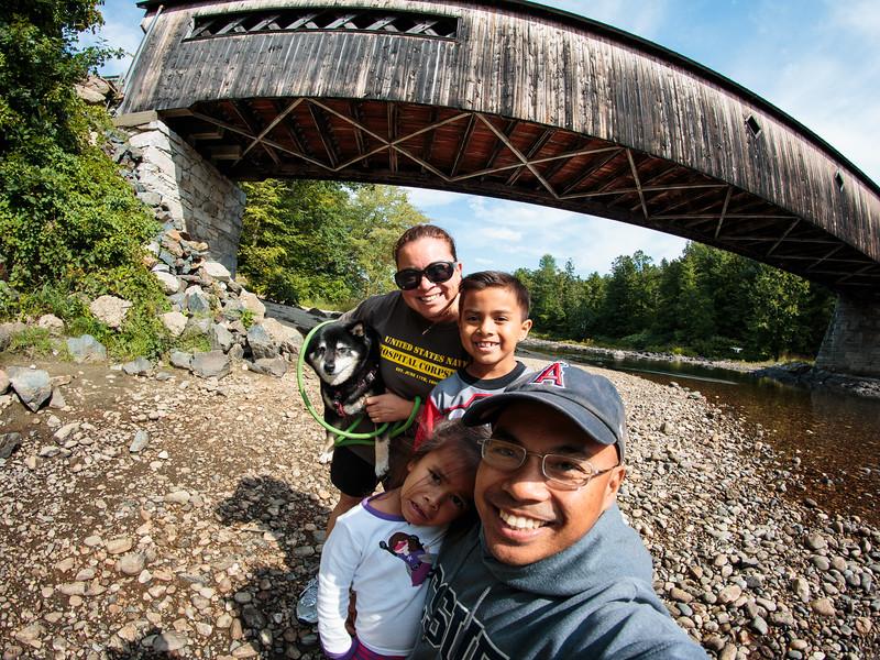 Drummond Covered Bridge, Vermont