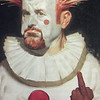 I look like Louis C.K. in clown makeup. <br /> FYYFF