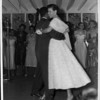 Edythe Carr dancing with a man at the Club Alabam Social Club