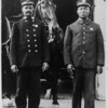 Lieutenant George Bright and Edward Bowan of Engine Company No. 30