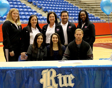 Jasmin Taylor - Rice University, basketball