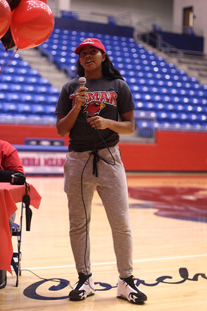 Khali Pippins-Tryon - Lamar University, basketball