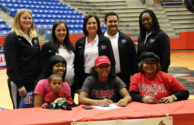 Khali Pippins-Tryon - Lamar University, basketball
