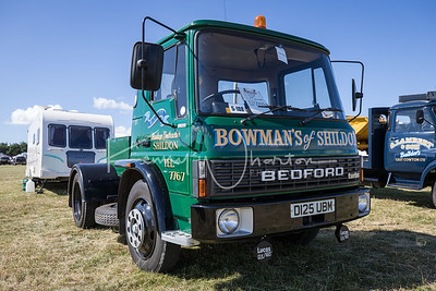 D125 UBM Bedford TL 1630, Bowmans of Shildon