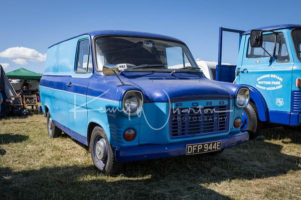 DFP 944E Ford Transit van