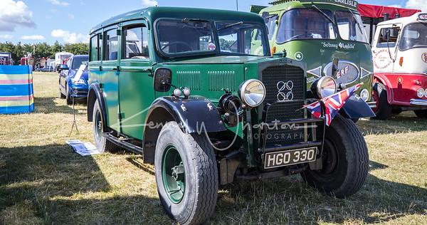 HGO 330 Humber Heavy Utility 1943