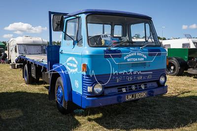 UMJ 809K Ford D0810, Ronnie Bryan