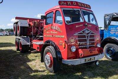 SPT 251 Foden S18, HD Ward 1955