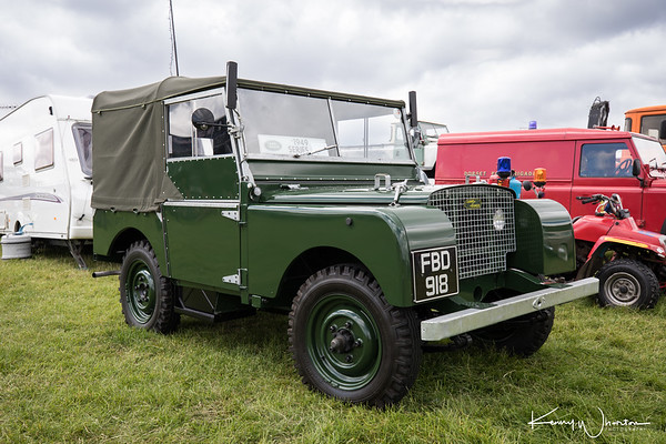 FBD 918 Land Rover 1949