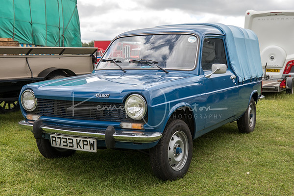 A733 KPW Talbot 1100 pick-up