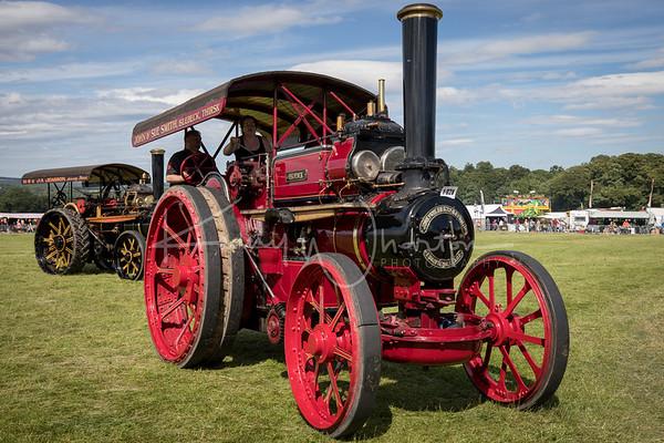 Fowler No. 11351 Phoenix 7NHP (1906)