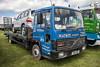 F111 ADW Volvo FL6 beavertail lorry