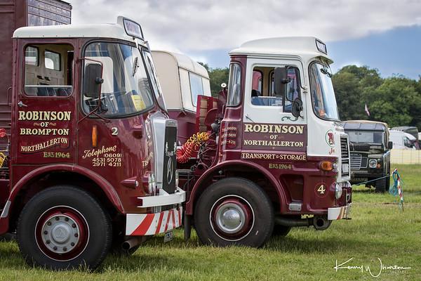 Robinson Haulage, Northallerton
