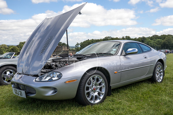 GDJ 21 Supercharged Jaguar XKR