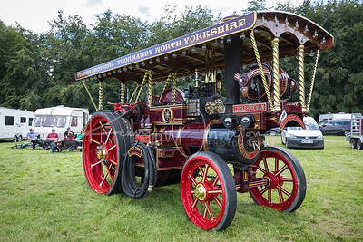 Burrell No. 3313 Yorkshireman 4.5NHP (1911)
