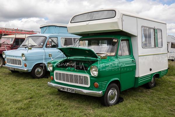 PWV 875R Ford Transit campers