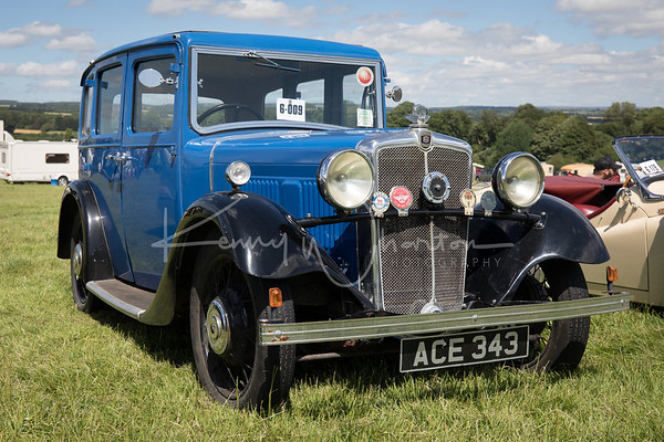 ACE 343 Morris Ten Four
