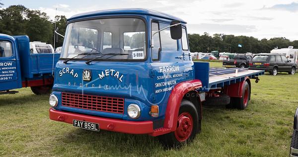 FAY 859L Bedford TK flatbed lorry