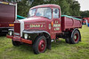 CYK 587C Scammell Highwayman ballast tractor