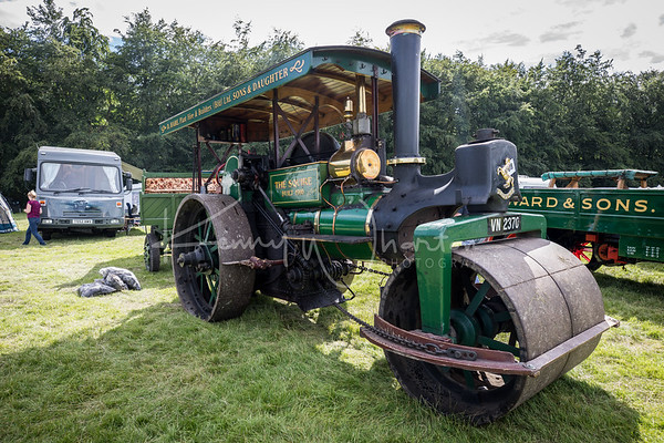 VN 2370 Aveling & Porter No. 8754 The Squire of Tong 6NHP (1916)