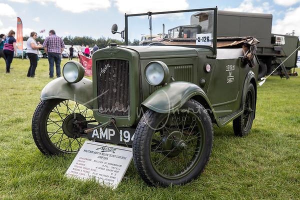 AMP 194 Military Austin Seven Scout Car (1933)