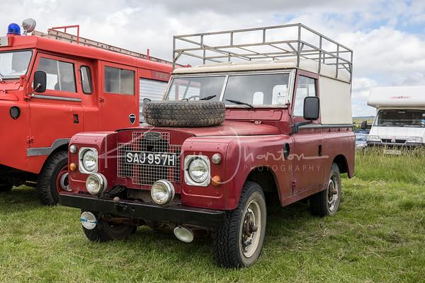 SAJ 957H Land Rover