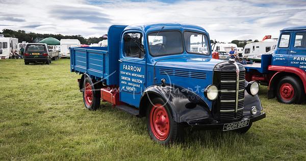 GDH 968 Bedford K dropside lorry (1939)