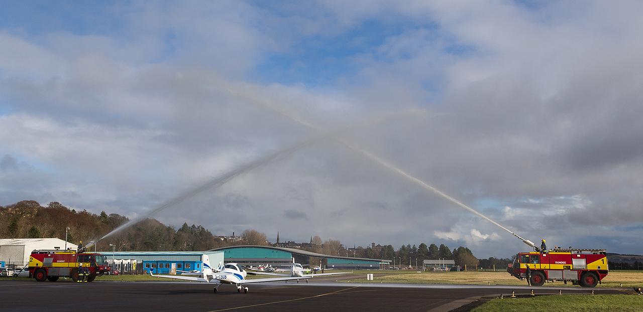 4; G-TSDB Aquila A211, Tayside Aviation
