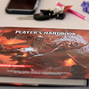 Dungeons & Dragons is becoming popular again and on Saturdays at the Stevens Memorial Library in Ashburnham you can play with Dungeon Master Zachary Sager. A players handbook sits on the table as the roll play. SENTINEL & ENTERPRISE/JOHN LOVE