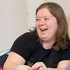 Dungeons & Dragons is becoming popular again and on Saturdays at the Stevens Memorial Library in Ashburnham you can play with Dungeon Master Zachary Sager. Jessica Hill has a good laugh with the party as they play on Saturday, December 29, 2018. SENTINEL & ENTERPRISE/JOHN LOVE