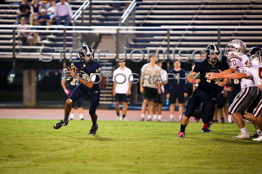 Dunham vs Episcopal (JV Game)