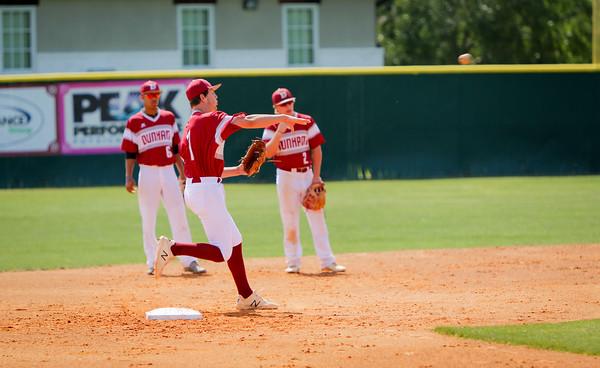 2018 Dunham Baseball