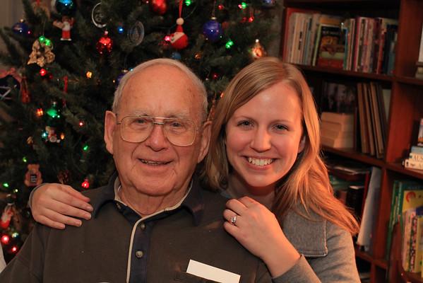 Grandpa & Gina 2013