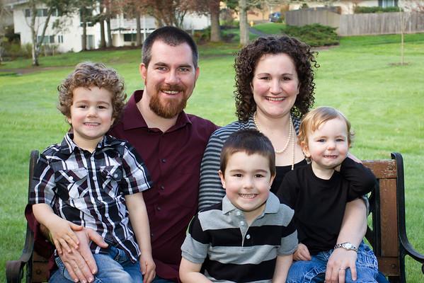Dunham Family 2015-2