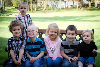 Dunham Family 2015-6