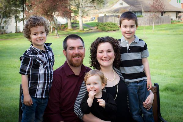Dunham Family 2015-4